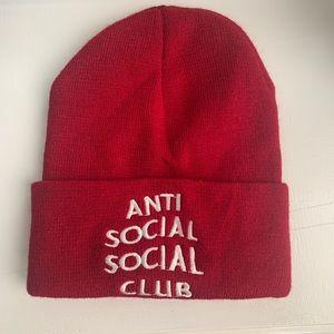 Anti Social Social Club Beanie